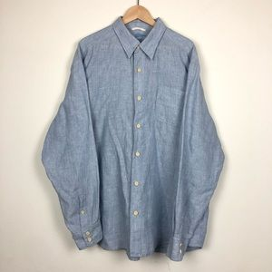 Tommy Bahama 100% Linen Button Down Shirt